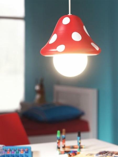 New philips boletu energy saving hanging light children 39 s for Hanging lights for kids room