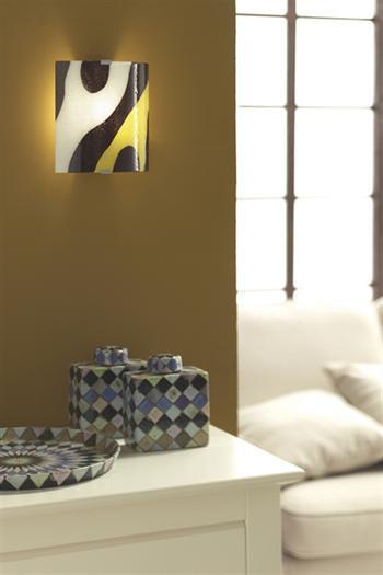 wandleuchte modern lizbeth wandlampe leuchte rustikal. Black Bedroom Furniture Sets. Home Design Ideas