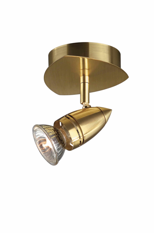 Halogen spot deckenspot deckenlampe halogen wandspot comet for Halogen deckenlampe