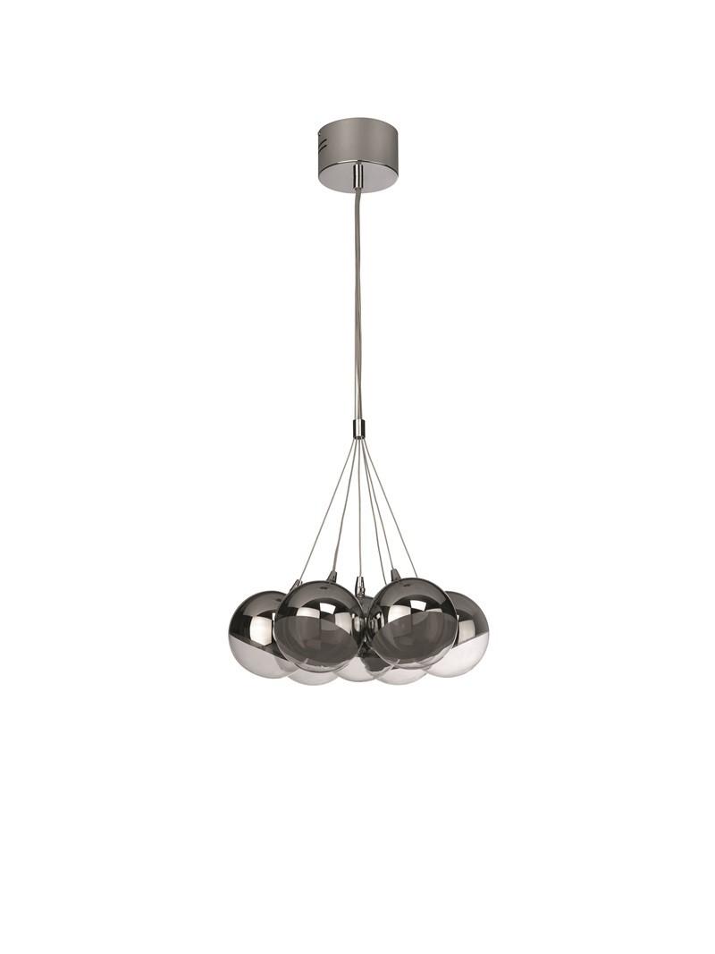 Hanging Light Haydn Ball Lamp Pendulum Modern Lamp Chrome