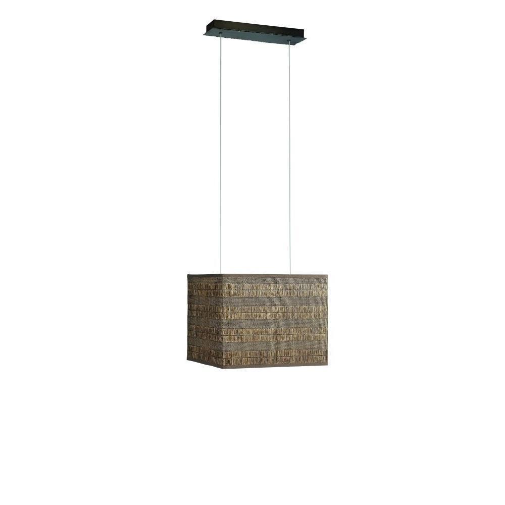 agricola pendelleuchte rustikal stoffpendel pendel leuchte. Black Bedroom Furniture Sets. Home Design Ideas