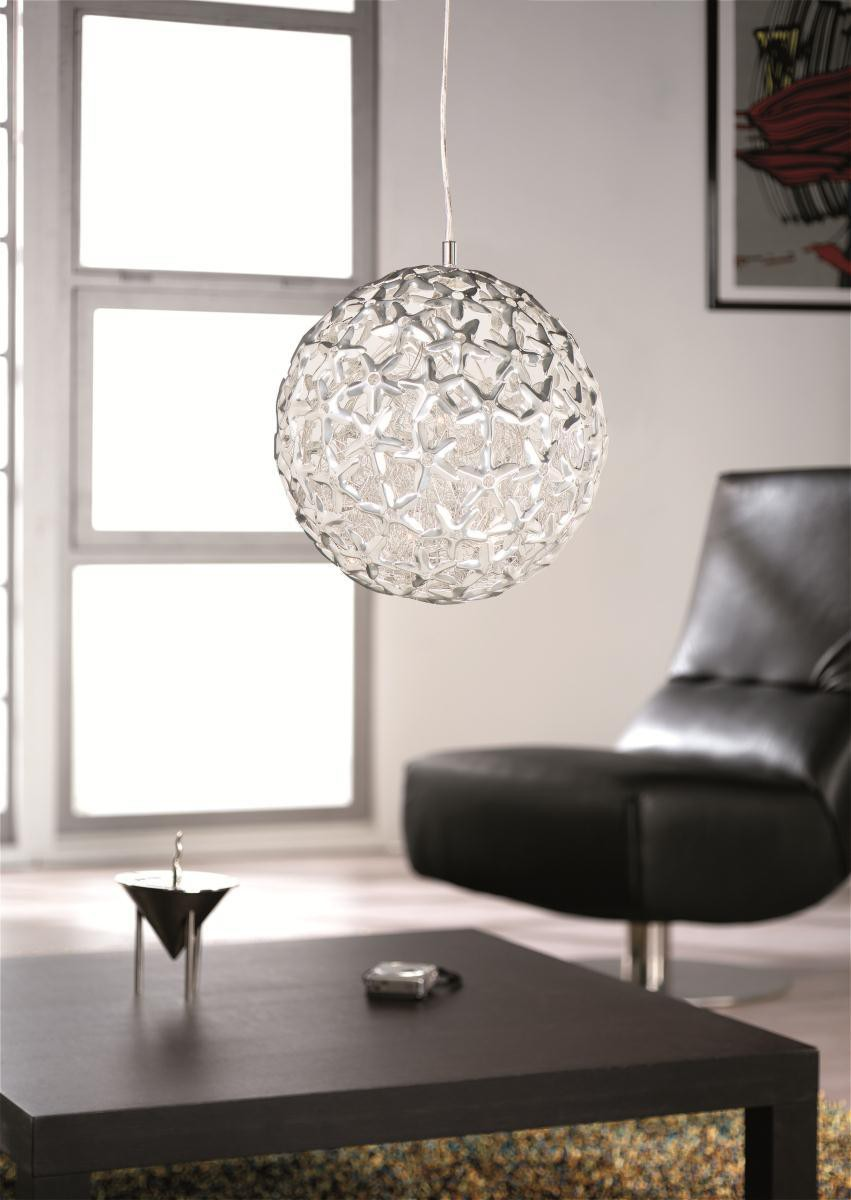New Halogen Pendant Light Mercier Hanging Lamp Ball Design